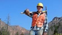Prospectors show