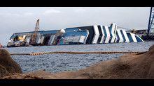 Concordia: testimoni del disastro programma