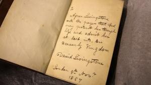 I diari del Dr. Livingstone