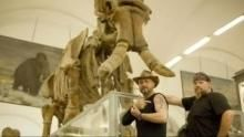Mammoths Unearthed show