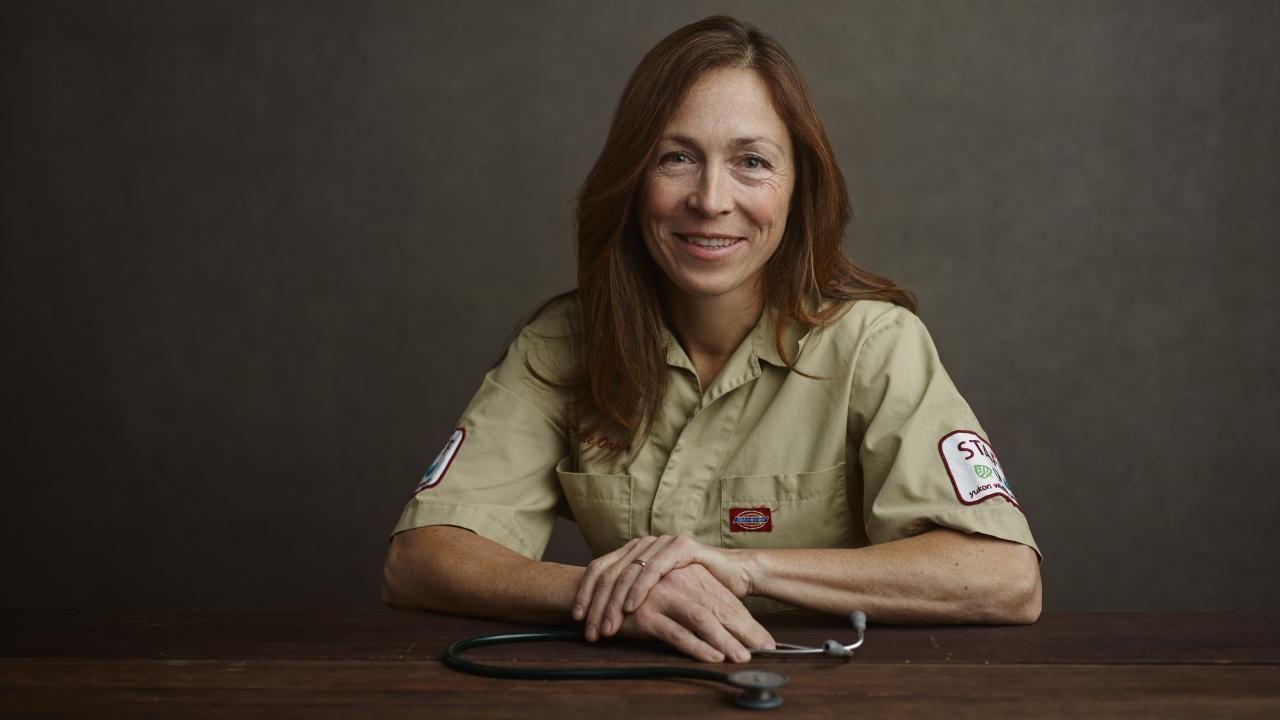 Dr  Oakley Yukon Vet - National Geographic Channel - Canada