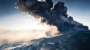Haos din cenuşă: Vulcanul din Islanda