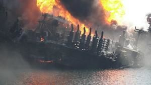 Salvage Code Red: Gulf Oil Disaster