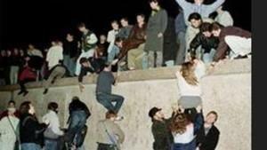 Překonání Berlínské zdi