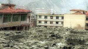 A szecsuáni földrengés