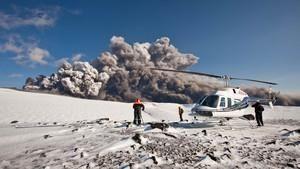 Vulkánkitörés Izlandon