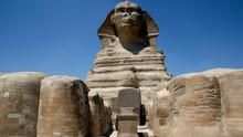 Secrets Of The Sphinx show