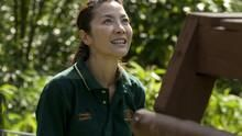 Among The Great Apes With Michelle Yeoh show