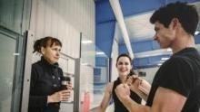 Ballerini: vite sul ghiaccio programma