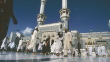 Inside Mecca show
