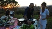David Rocco in Toscana programma