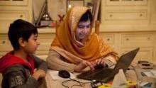 He Named Me Malala show