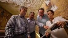 Nefertiti: i misteri della tomba programma