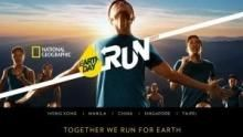 Nat Geo Earth Day Run 2017 show