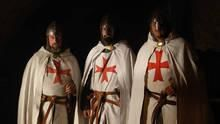 Knights Templar: From History to Legend show