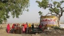 赤地水危機 節目