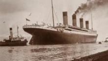 Titanic's Fatal Fire show