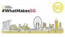 #WhatMakesSG Contest show