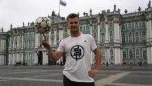 Extreme Football Russia show