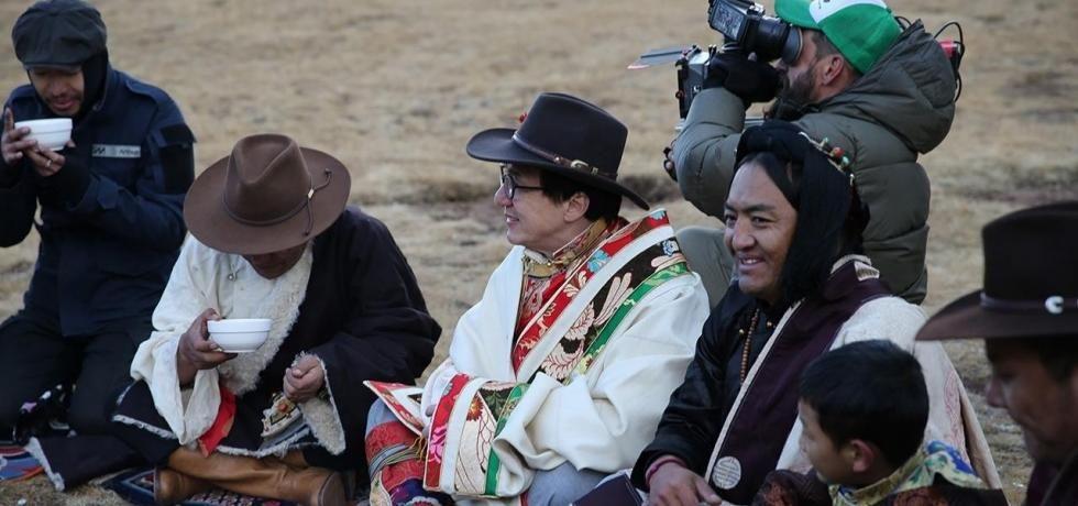 Jackie Chan's Green Heroes