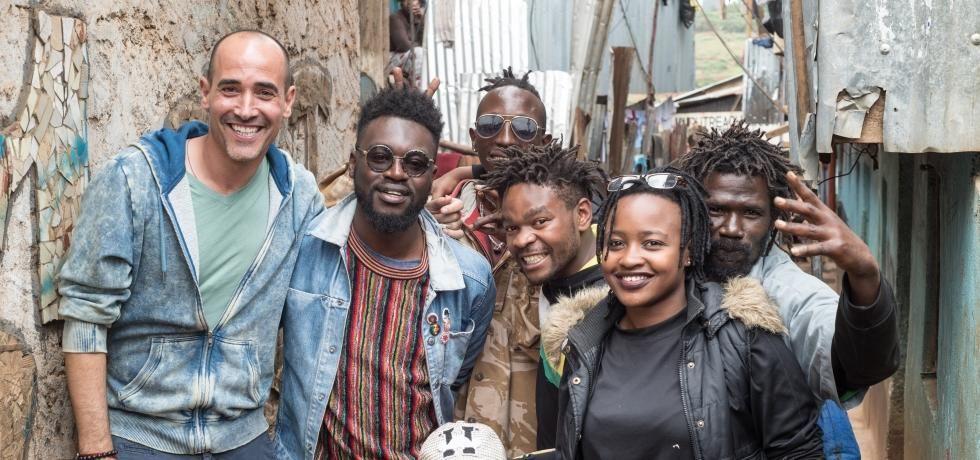 آفریقای دوست داشتنی دیوید روکو