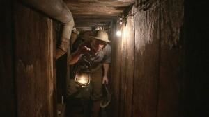 WWI: The Tunnels of Death show