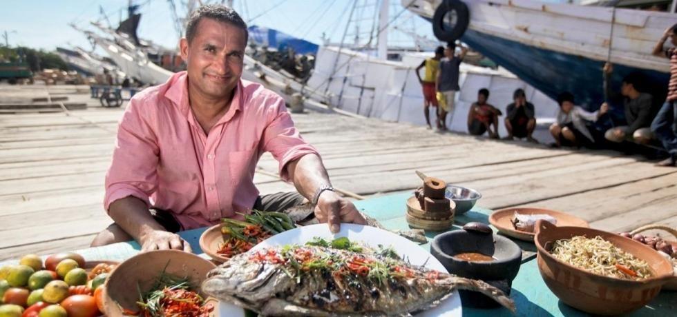 Peter Kuruvita's Kitchen by the Sea