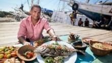 Peter Kuruvita's Kitchen by the Sea show