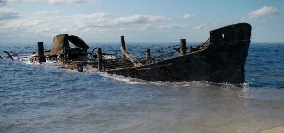 تخلیهی اقیانوسها