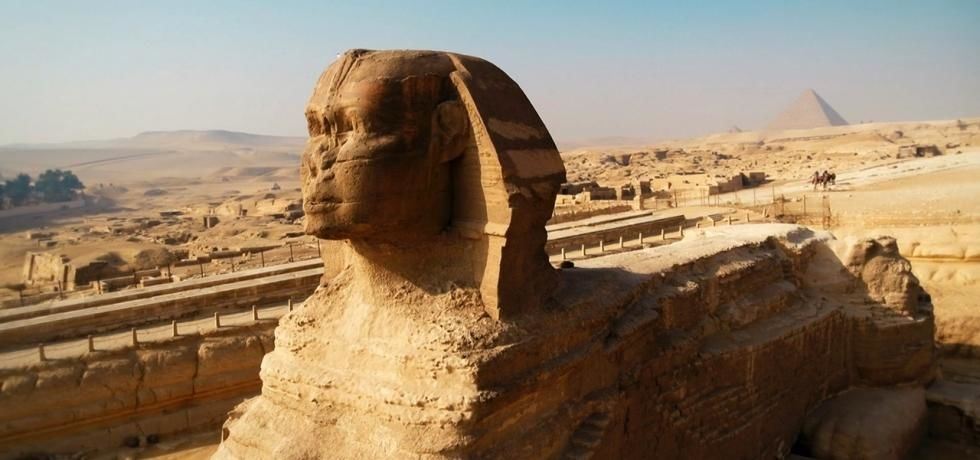 مصر من الأعلى