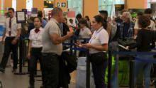 أمن المطارات: البيرو برنامج