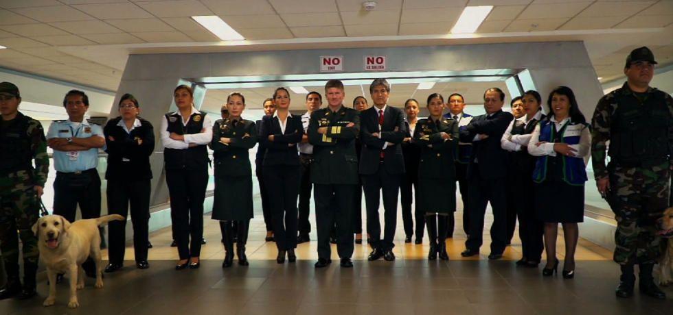 Airport Security: Peru