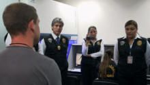 Airport Security: Peru show