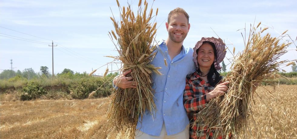 Delicacy Hunter: On the Silk Road