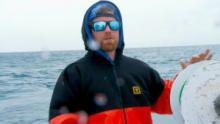 سمكة التونة العنيدة: الشمال vs. الجنوب برنامج