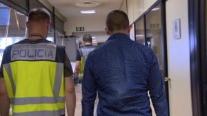 أمن المطارات: مدريد