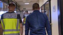 أمن المطارات: مدريد برنامج