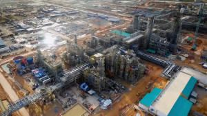 Megastructures: Malaysia's Largest Petrochemical Hub