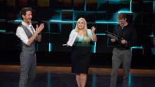 Celebrity Brain Games show