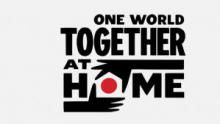 One World: Together At Home show
