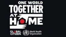 عالم واحد – معاً في المنزل برنامج