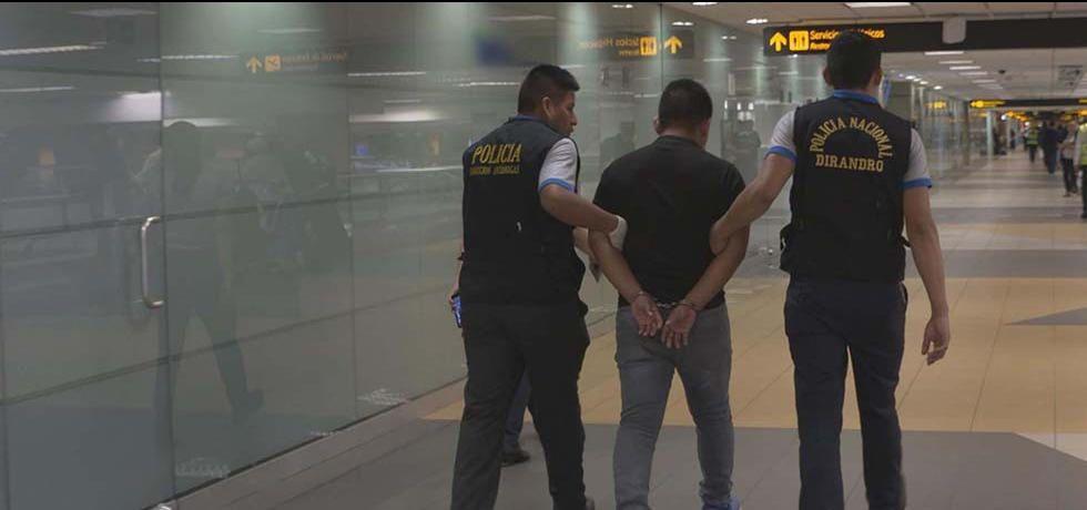 Airport Security: Peru & Brazil