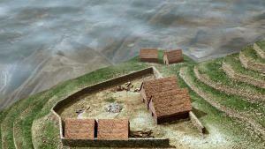 المدن المفقودة، مع ألبيرت لين