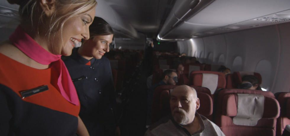 Secret Life of the Long-Haul Flight