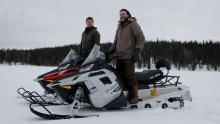 George Clarke's Snow Special: Finland show