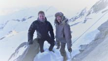 George Clarke's Snow Special: The Alps show