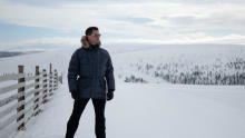 George Clarke's Snow Special: Canada show