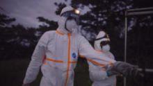Virus Hunters show