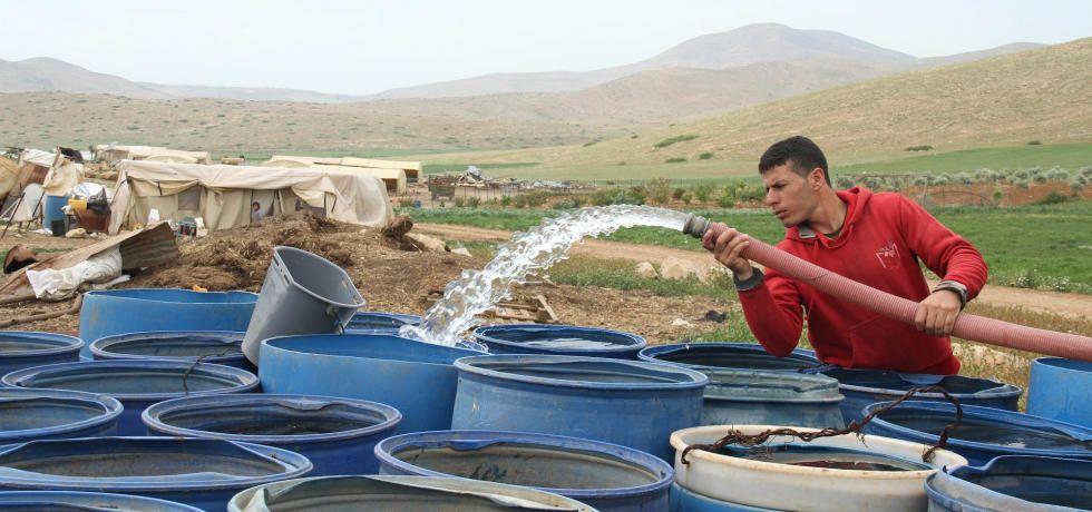 خاص: يوم المياه العالمي