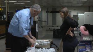 أمن المطارات: البرازيل